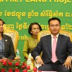Environment Ministry and USAID launch Prey Lang project