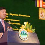 Minister Sam Al calls for probe into illegal Prey Lang logging