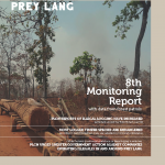 The Latest Status of Prey Lang – the 8th Monitoring Report