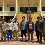 No charges against five forest activists nabbed in Prey Lang